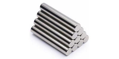 Neodymium magnets capture metal particles